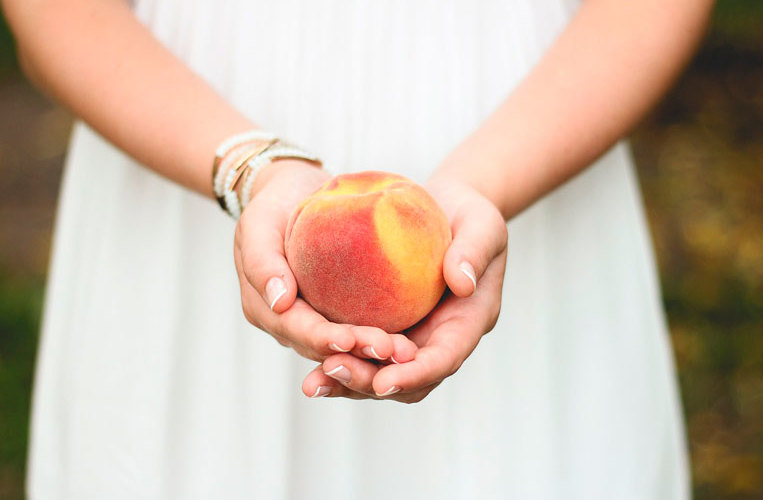 The Healing Effect of Peaches