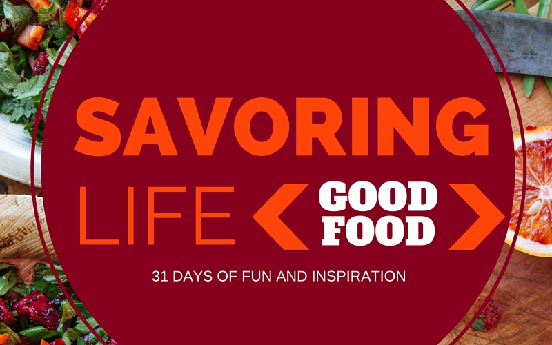 {Good Food} Roasted Pumpkin Seeds :: Savoring Life Day 25