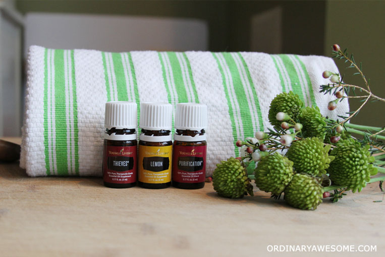 Young Living Kitchen Trio - ordinaryawesome.com