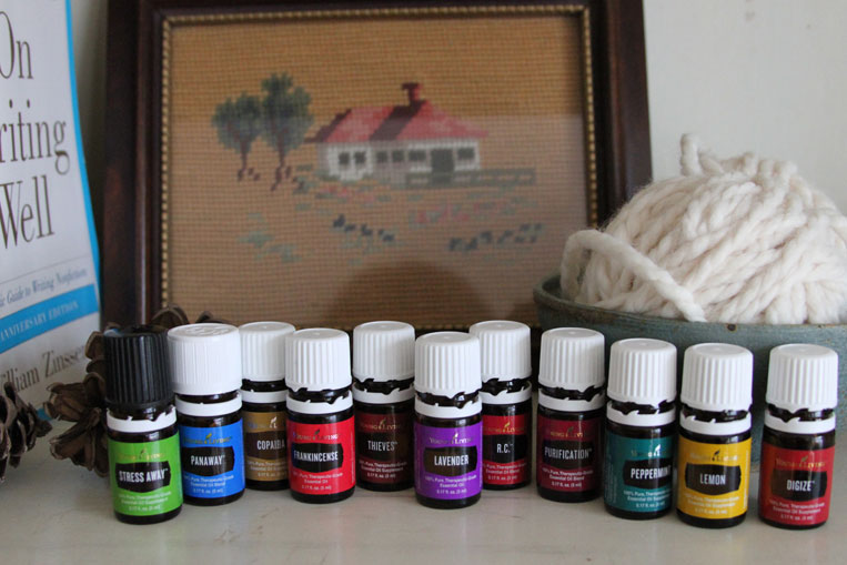 Young Living Premium Starter Kit - ordinaryawesome.com